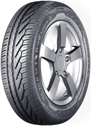 195/65R14 89T RainExpert 3 Uniroyal  DOT1118