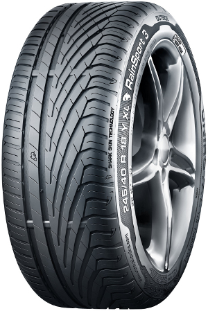 255/40R19 100Y XL RainSport 3 Uniroyal
