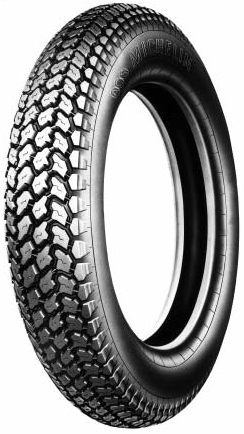 scooter 2.75-9 35J ACS (F/R) TT Michelin