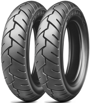 scooter 3.00-10 50J S1 (F/R) TL/TT Michelin