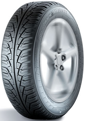 195/60R16 89H MS plus 77  Uniroyal