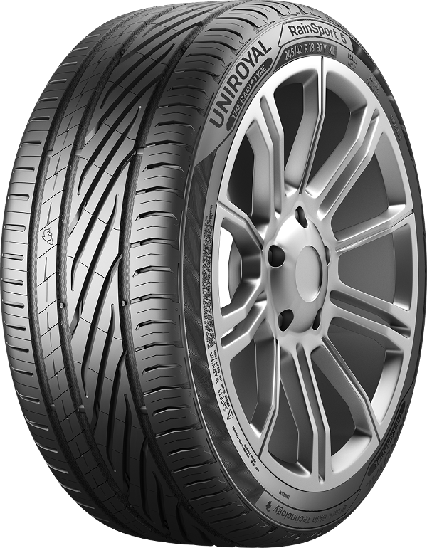 255/35R19 96Y XL FR RainSport 5 Uniroyal