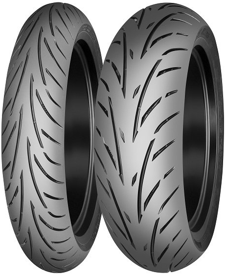 scooter 100/90-10 61J TouringForce - SC (F/R) TL Mitas